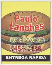 Paulo Lanches